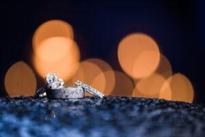 wedding rings - featured weddings
