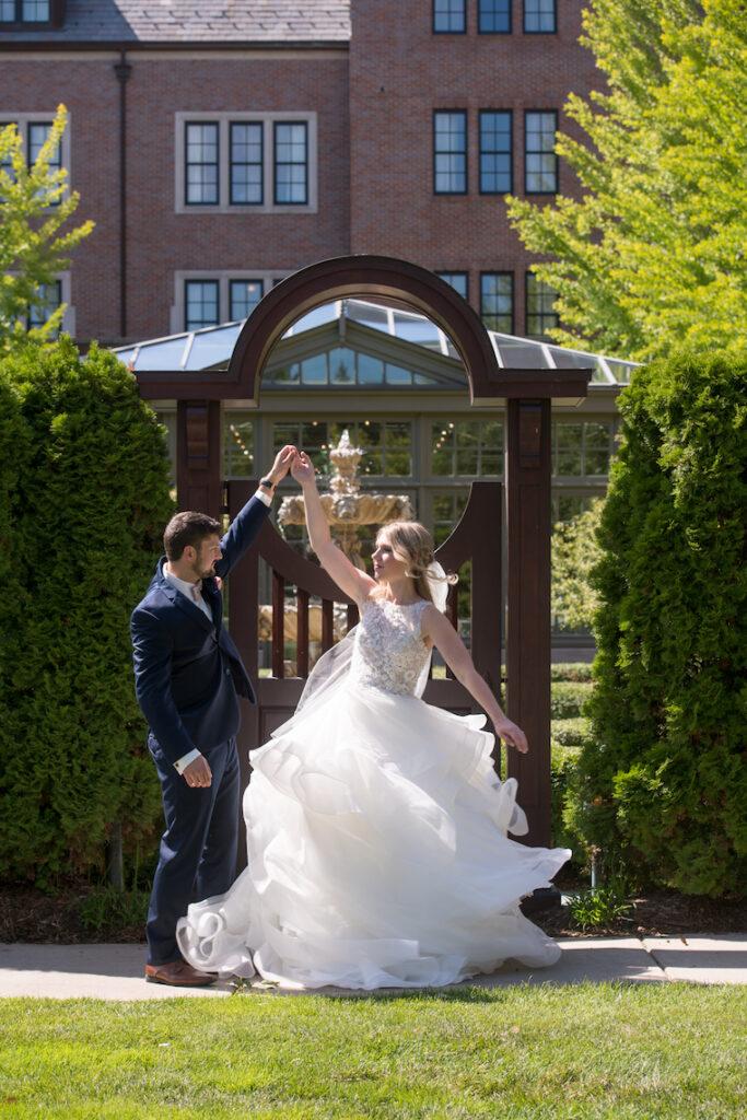 detroit wedding videography