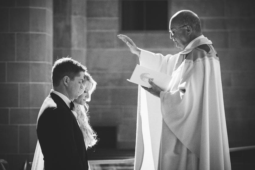 priest catholic ceremony