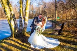 wedding photos outside